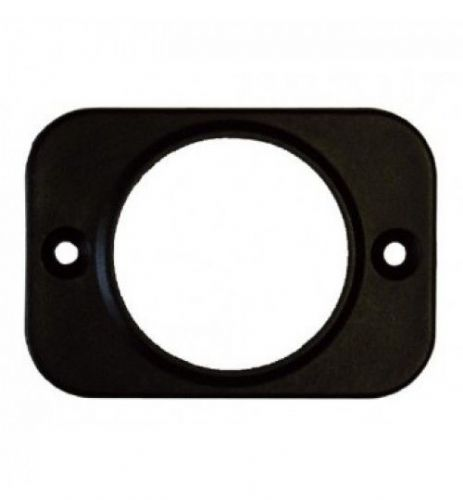 1 Hole Rear Panel Mount for 28mm Sockets-0-601-52